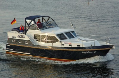 Keser-Hollandia 40 classic Seepferdchen 30