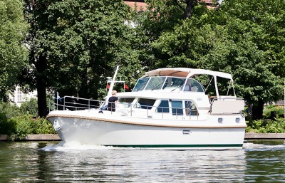 Linssen Grand Sturdy 40.9 AC Ganymed