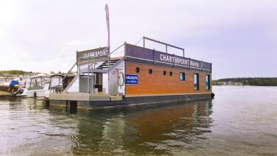 Hausboot Fritze Bollmann