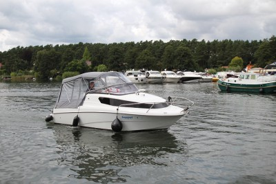 Aqua Royal 680 Cruiser 15 PS Seppel