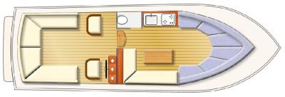 Grundriss/Decksplan